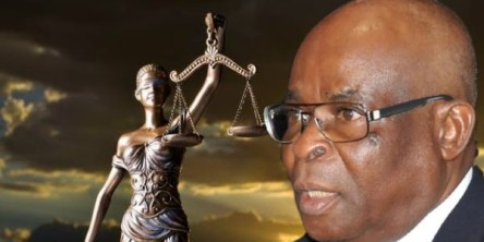 Onnoghen's Suspension - Lawyers Protest, Ask NASS To Impeach Buhari