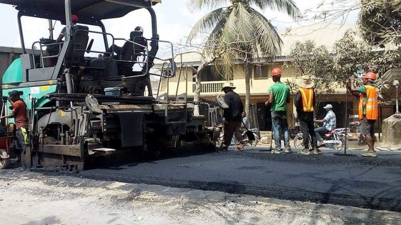 Reconstruction Work On Calabar Ikom Ogoja Highway Resumes