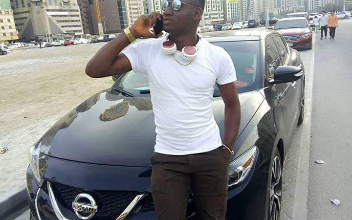 While Playing Football With His Friends In Dubai Handsome Nigerian Man Slumps And Dies