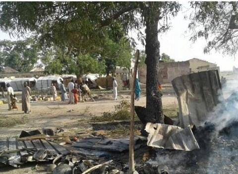 Amnesty International Reveals How Boko Haram Killed 60 In Attack On Rann