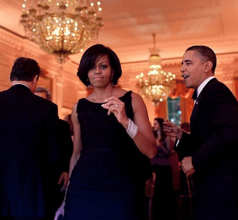 Barack Obama's Valentine's Day Message To His Wife, Michelle Obama