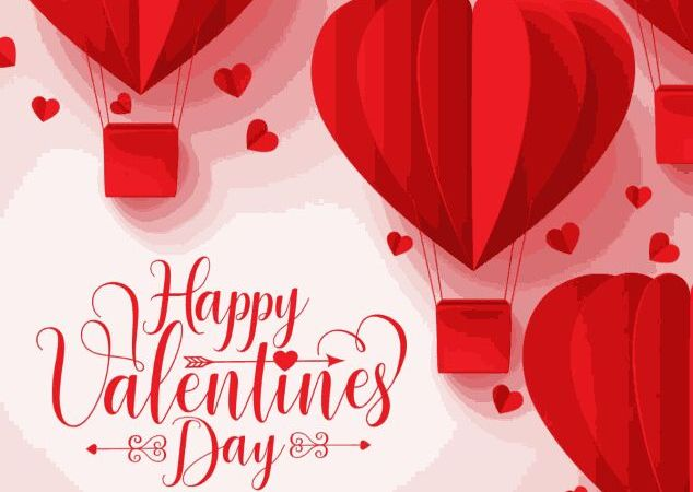Happy Valentine's Day To All Our Readers