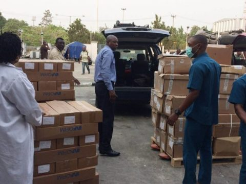 INEC Begins Distribution Of Sensitive Materials In Cross River