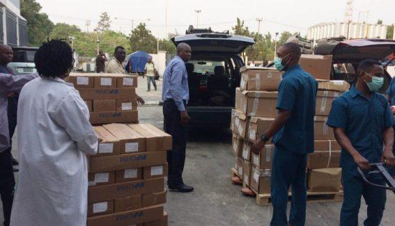 INEC Begins Distribution Of Sensitive Materials In Cross River