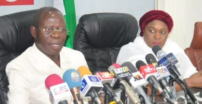 INEC Is Working For PDP - Adams Oshiomhole