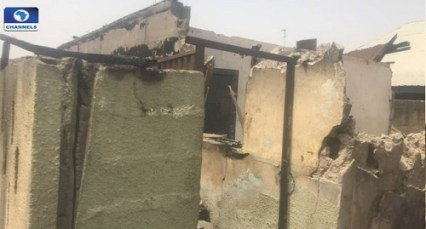 Pregnant Woman, Two Children Burn To Death In Tragic Fire Outbreak In Niger