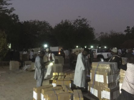 Sensitive INEC Materials Distributed To Registration Areas In Jigawa