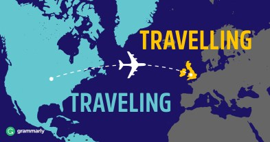 The Difference Between Traveling And Travelling