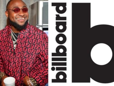 Davido Now No. 37 As Previously No. 28 On American Billboard Charts