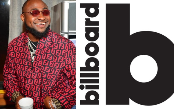 Davido Now No. 37 As Previously No. 28 On American Billboard Charts