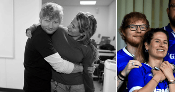 Ed Sheeran And Fiancée Cherry Seaborn Weds In A Private Wedding