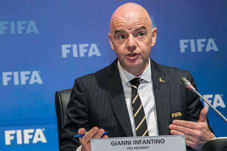 FIFA Reveals Plans For 24 Teams Club World Cup In 2021