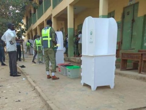 Governorship And State Assemblies Election