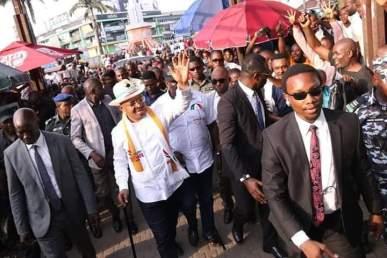 INEC Declare Udom Emmanuel Winner Of Akwa Ibom Governorship Election