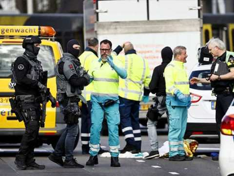 One Dead, Multiple People Injured In Utrecht Shooting