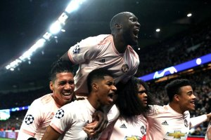 PSG Vs Man Utd (1 – 3) UCL Round 16