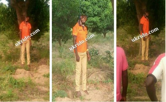Easter Sunday - Benue Man Commits Suicide