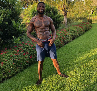 Gucci Mane Causes A Stir After Flashing His Huge Eggplant On IG