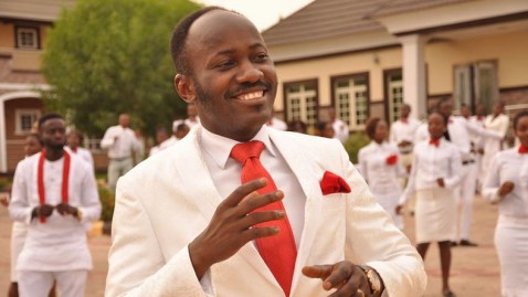 Months After Preaching Against Opulent Lifestyle, Apostle Suleman Acquires Private Jet