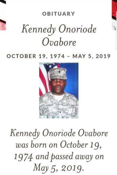 A Eulogy To A Great & Brave Friend, Kennedy Ovabore AKA Hungerbad