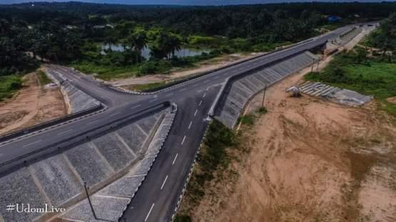 Akwa Ibom Governor Udom Emmanuel Completes 2 Bridges That Link Akwa Ibom State To Abia