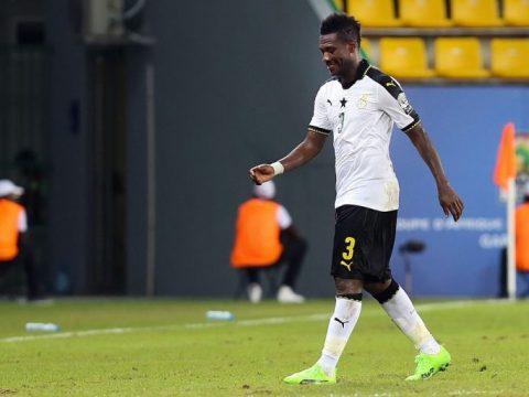 Captaincy: Asamoah Gyan Quits Ghana's Football Team
