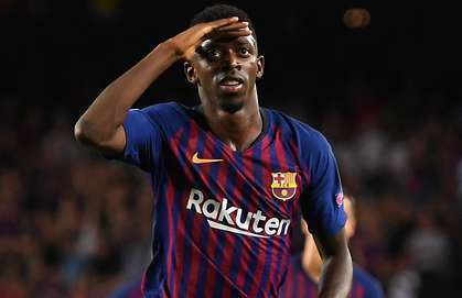 FC Barcelona Set To Offer Dembele
