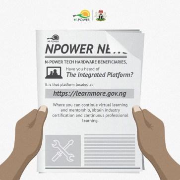 N-Power Tech News 09/March/2019