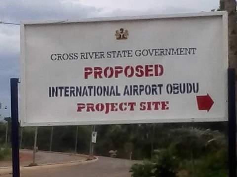 Obudu International cargo and passenger airport