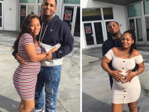 Twins Sisters Pregnant For One Man