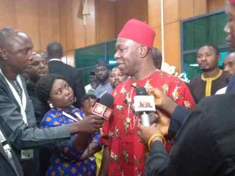 Deputy Senate Presidency - Ekweremadu Reveals That He Didn't Contest To Win