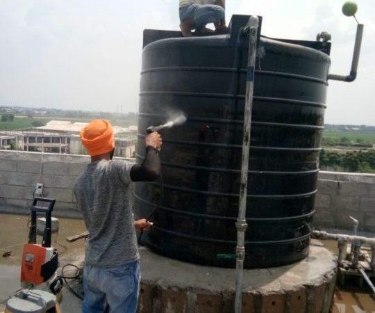 Ghanaian Artiste Found Dead Inside Water Tank In Lagos