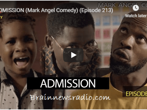 Mark Angel Comedy – Admission