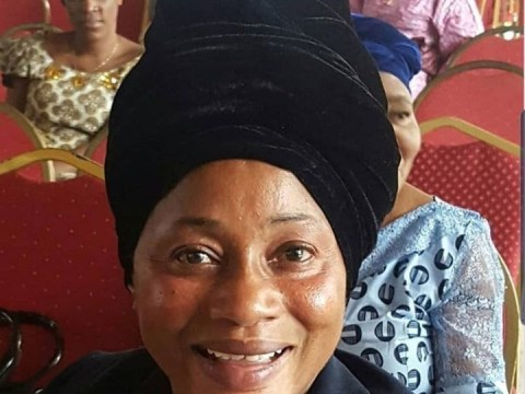 Nollywood Actress, Clarion Chukwurah Now Born Again