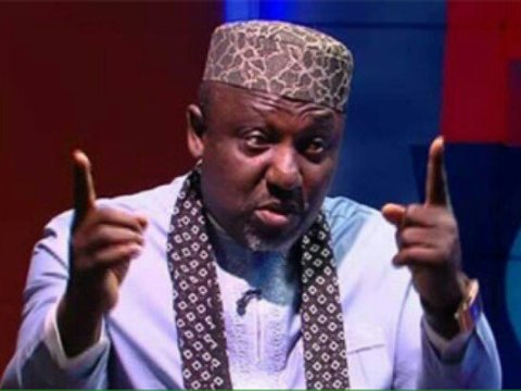 Rochas Okorocha Sworn-In As Senator