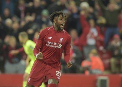 Tottenham Hotspur 0-2 Liverpool (Champions League Final)