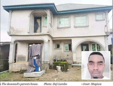 After Securing Canadian Visa, Nigerian Man Commits Suicide