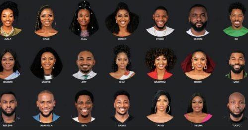 Full Profile Of The 2019 #BBNaija Housemates