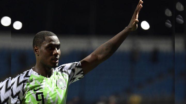 Ighalo, Mane, Mahrez Make CAF Best XI