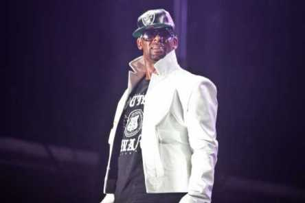 Singer, R. Kelly Arrested On Sex Trafficking Charges