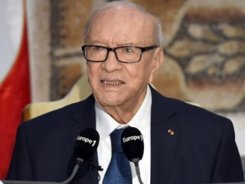 Tunisian President, Beji Essebsi Dies In Hospital