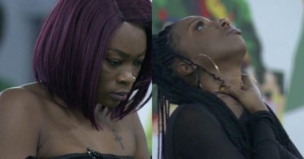 Watch The Moment Isilomo And Avala Were Evicted From #BBNaija House