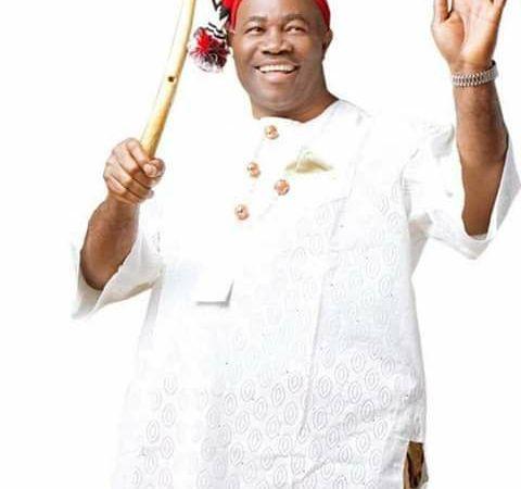 A Message Of Felicitation To Minister Of Niger Delta, Sen. Akpabio - Ekemini Raymond