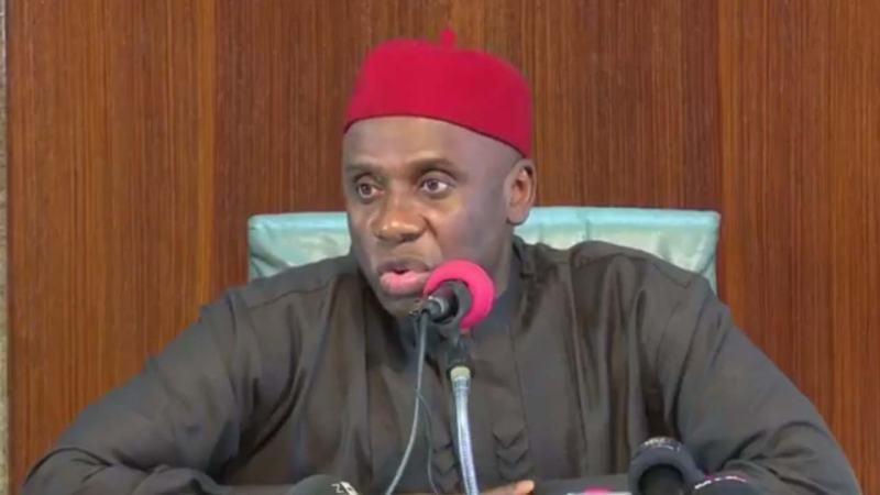 Biafra: Chibuike Amaechi dares Nnamdi Kanu, IPOB to attack him abroad [VIDEO]