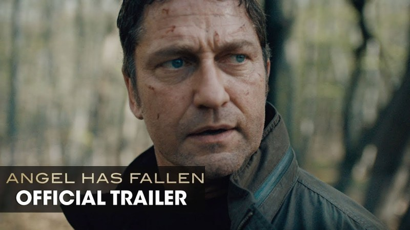 Angel Has Fallen (2019 Movie) Official Trailer