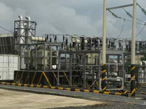 Cross River State 23MW Power Plant In Pictures