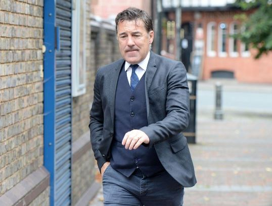 Former Liverpool Striker, Dean Saunders Sentenced To Prison