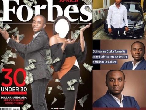 How FBI Tracked, Arrested $12m Wire Fraud Suspect, Obinwanne Okeke On Nairaland