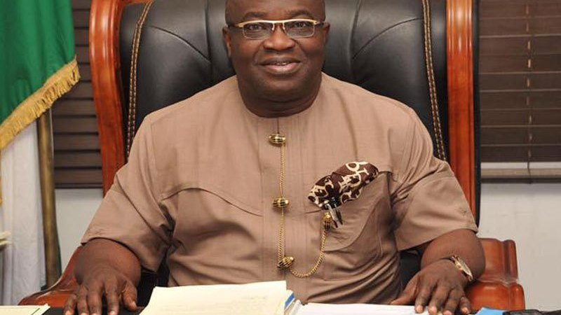 Ikpeazu Orders Tunneled Construction To Undertake Full Reconstruction of Road