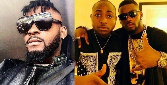 Watch Video As Davido Thrills Fans As He Performs At DJ Arafat's Burial